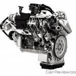 2011 Ford F-Series Super Duty 6.7-liter Power Stroke® V-8 turbocharged diesel