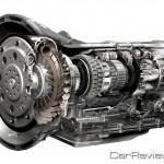 2011 Ford TorqShift™ six-speed automatic transmission