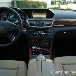 2011 Mercedes-Benz E350 interior