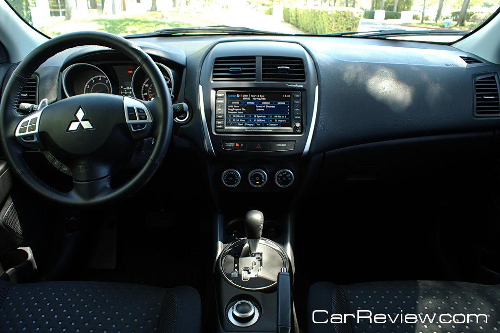Mitsubishi Outlander Sport Interior Car Reviews And News At