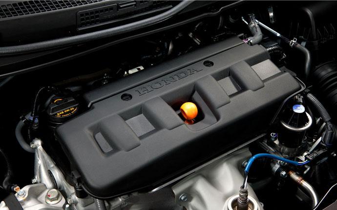 2012 Honda Civic Sedan HF Engine