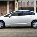 2012 Honda Civic Sedan HF Side