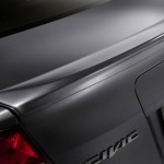 2012 Honda Civic Sedan HF Wind-Cheating Rear Spoiler