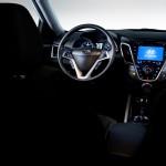 2012 Hyundai Veloster Dashboard
