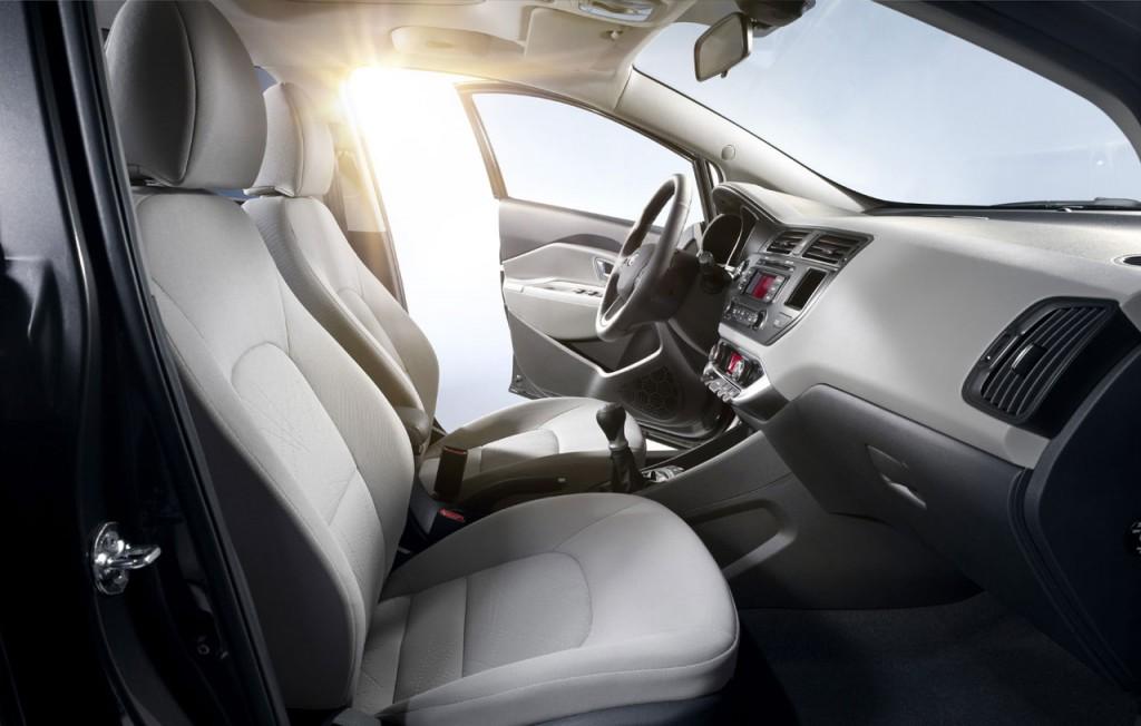 2012 Kia Rio Interior   Car Reviews and news at CarReview com