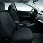 2012 Mazda3 Interior