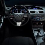 2012 Mazda3 Interior Dashboard