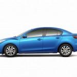 2012 Mazda3 Side