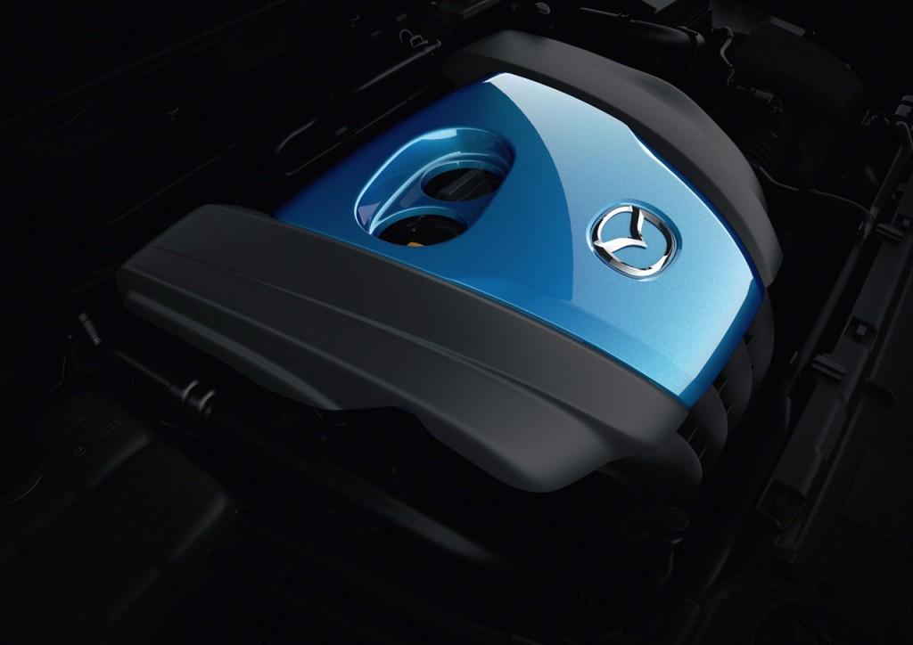 2012 Mazda3 SkyActiv Engine