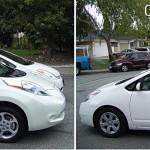 2011 Nissan LEAF vs. Toyota Prius