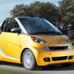 smart fortwo Passion Cabriolet topdown