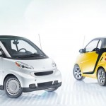 smart fortwo Pure and Passion Coupe