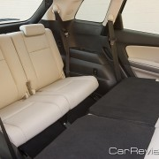 2011 Mazda CX-9 3rd row seating