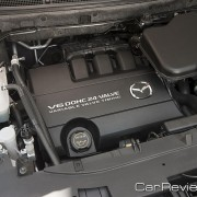 273 hp V6 DOHC engine