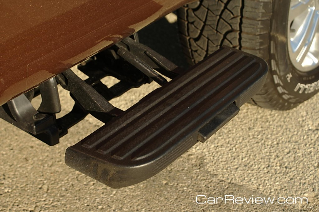 Ford F-150 Box Side-Step