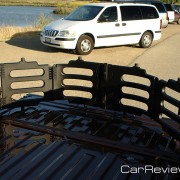 Ford F-150 Stowable Bed Extender