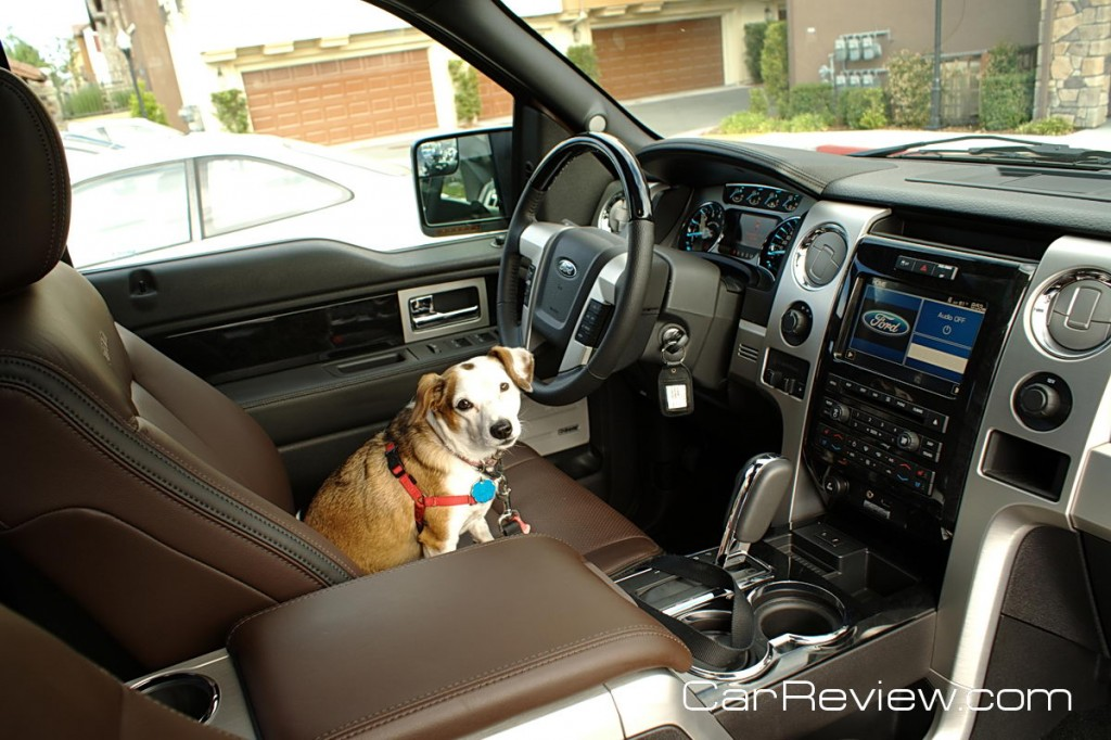 Ford F 150 Platinum Interior >> 2012 Ford F 150 Platinum And Lariat Editions Car Reviews And News