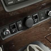 Infiniti QX56 comfort controls