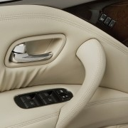 Power windows with illuminated switches and one-touch auto-up/down with auto-reverse feature