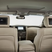 2011 Infiniti QX56 theater package