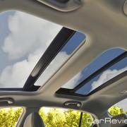 Kia Optima Hybrid panoramic tilt and sliding sunroof