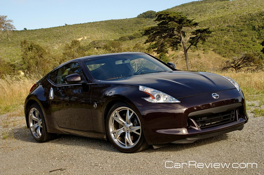 Nissan Z Sport Review Car Reviews And News At CarReviewcom - Sports cars that start with z