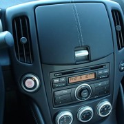 Nissan 370Z AM/FM/CD audio system