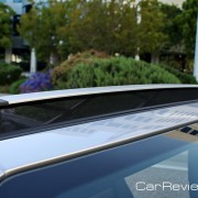 VW Eos folding power hardtop roof with windblocker