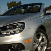 2012 Volkswagen Eos 17 inch alloy wheels and all season tires