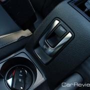 2012 VW Eos power folding hardtop control