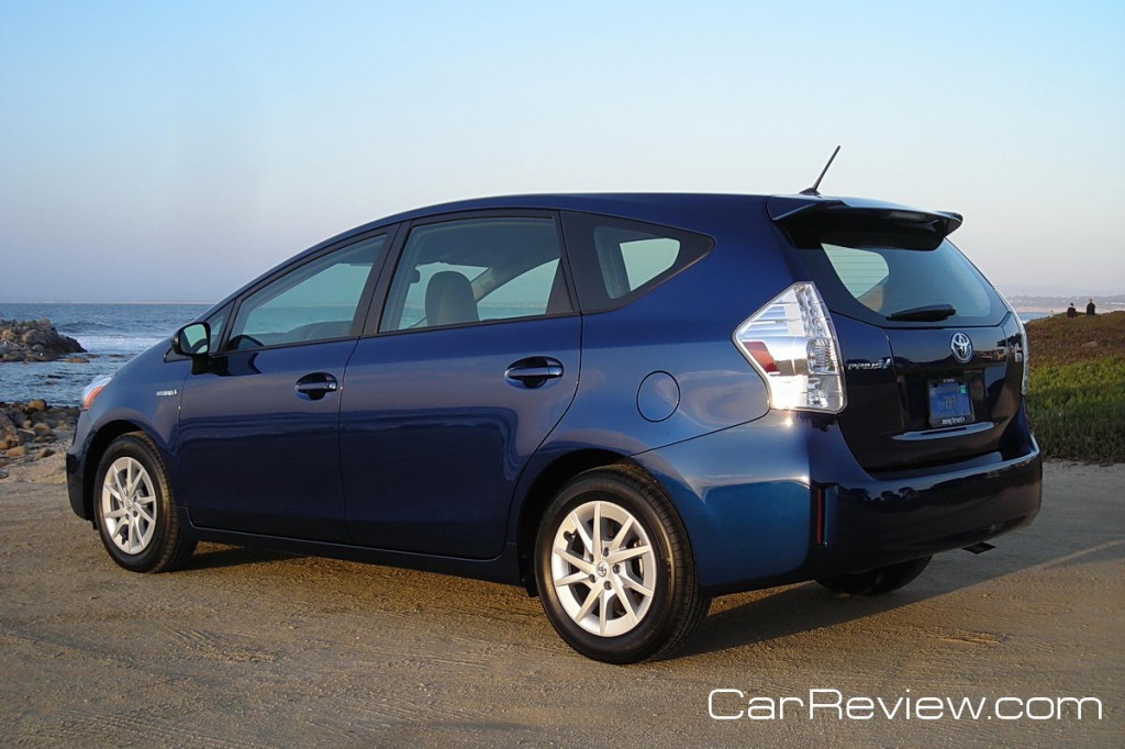 Toyota Prius v Wagon Review – Building upon the success of Toyota ...