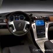 2011 Cadillac Escalade Platinum Interior
