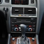 Audi Q7 center stack