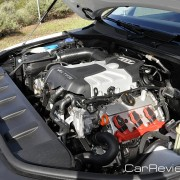 3.0T S line V6 engine