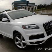 2011 Audi Q7 S-line