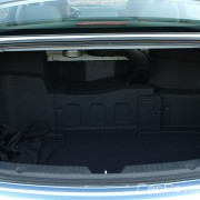 10.7 cubic feet of trunk space