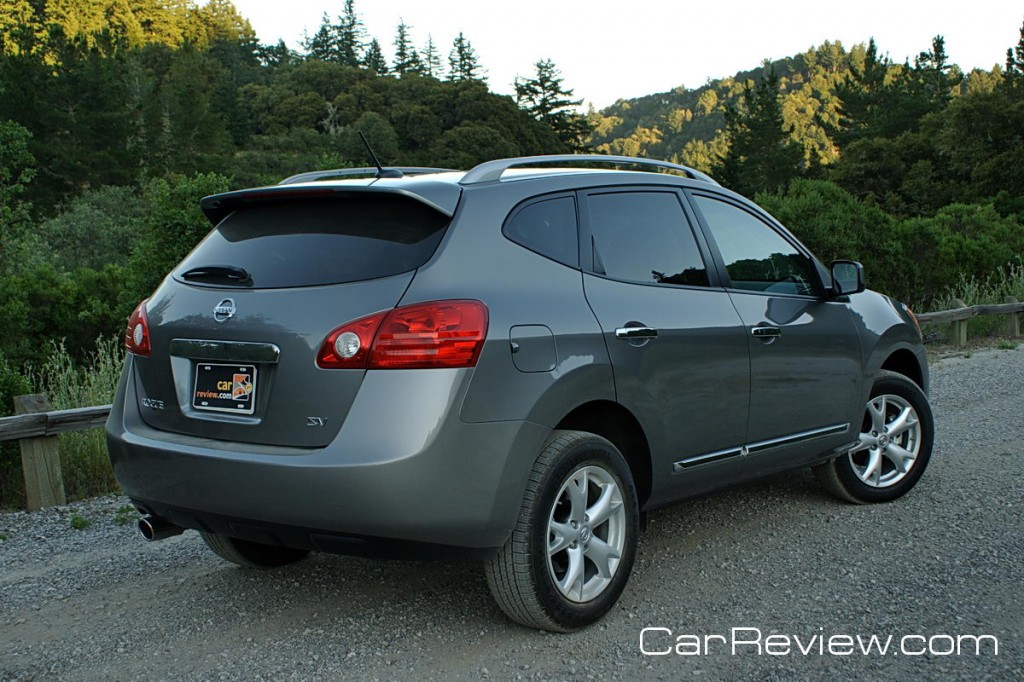 High Quality 2011 Nissan Rogue