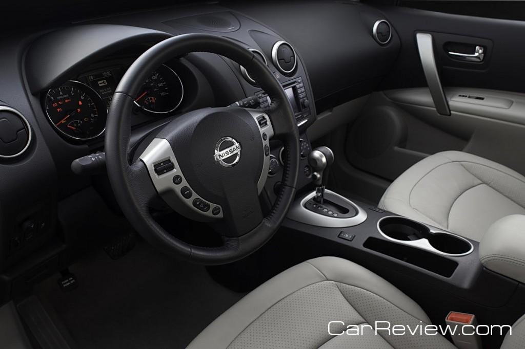 2011 Nissan Rogue Interior Car Reviews And News At Carreview