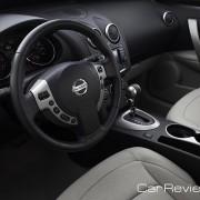 2011 Nissan Rogue interior