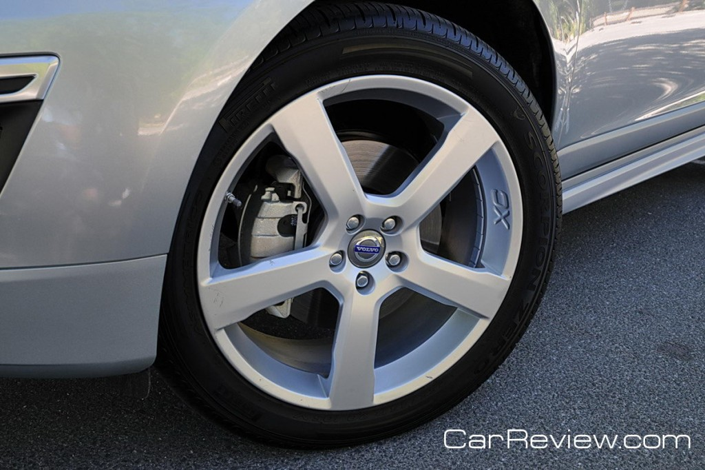 Cratus 20 x 8 alloy wheels