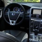 201 Volvo XC60 interior