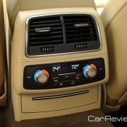 Four-zone automatic climate control