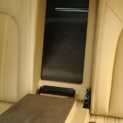Back seat passage to cargo area