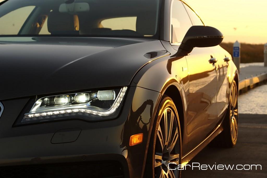 Audi Xenon Plus Adaptive Headlights With Led Daytime Running Lights
