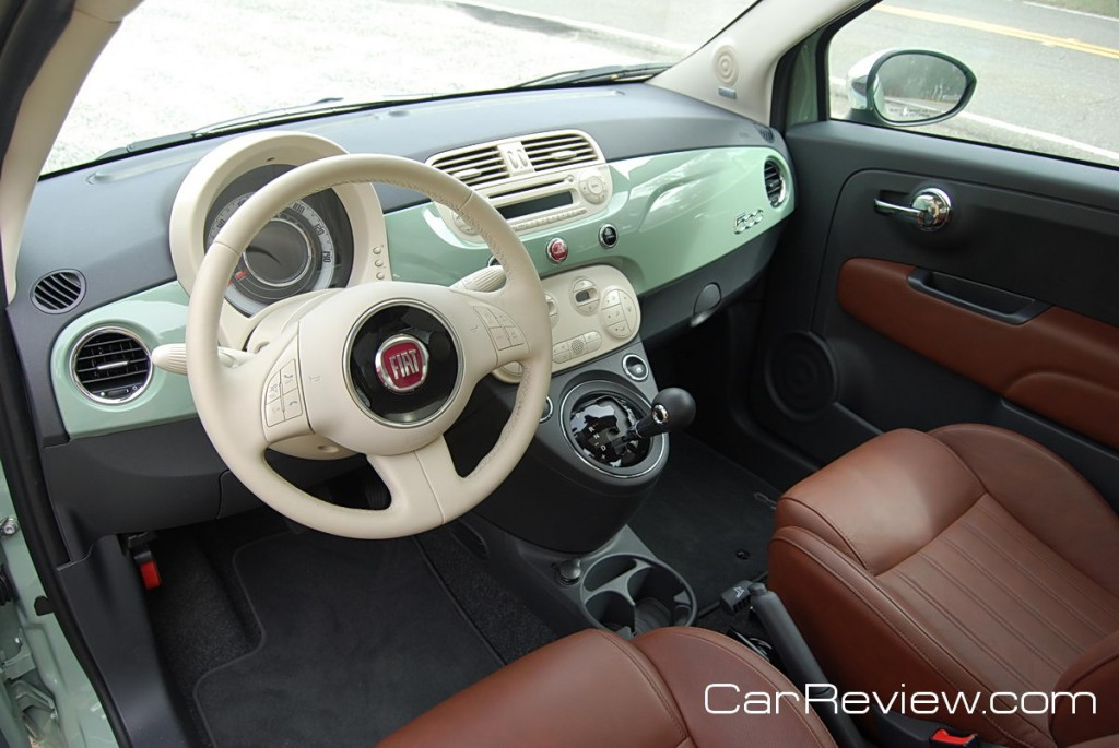 Fiat 500 2012 reviews