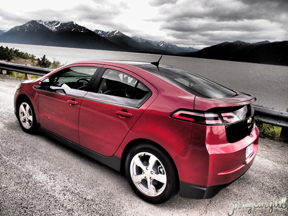 How Long Does It Take To Charge A Chevy Volt >> Car reviews: Alaskan Road Trip With the Chevrolet Volt and ...