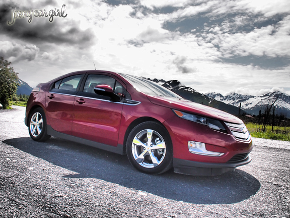 How Long Does It Take To Charge A Chevy Volt >> Alaska Road Trip With the Chevrolet Volt and Olympus E-P3 ...
