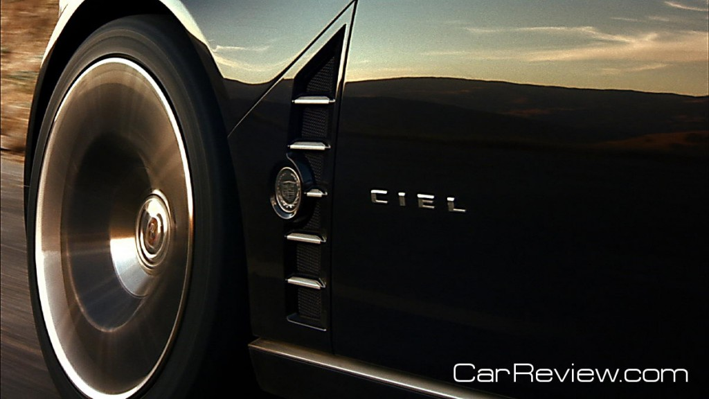 2011 Cadillac Ciel Concept Car Reviews And News At Carreview