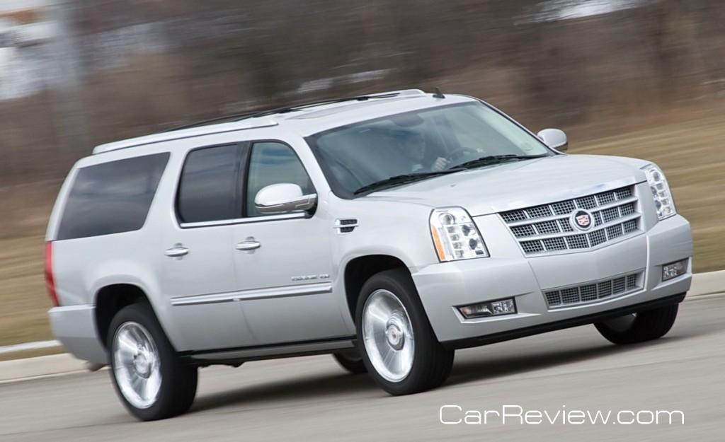 car reviews 2011 cadillac escalade esv platinum. Black Bedroom Furniture Sets. Home Design Ideas