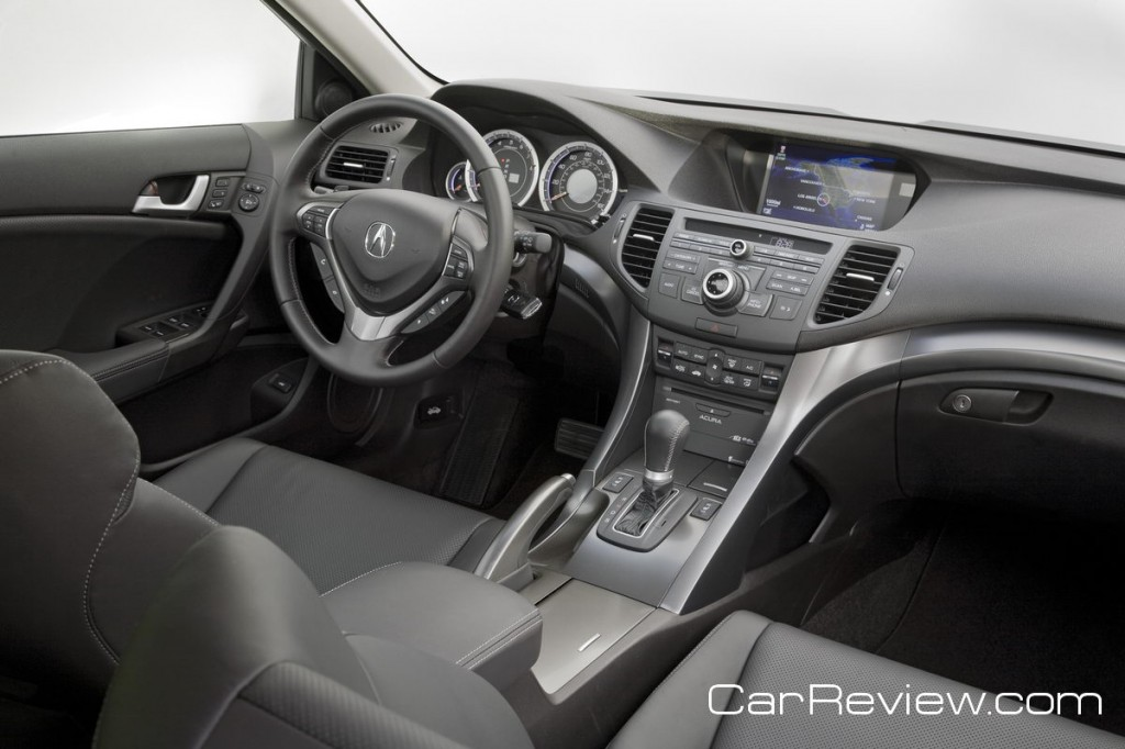 2011 Acura TSX Sport Wagon interior